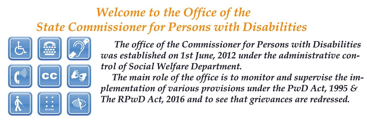 Office of the State Commissioner for Persons with Disabilities -